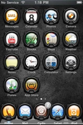 jailbreake theme 7.Iphone, Jailbreak Theme