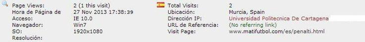 Universidad Politécnica de Cartagena. Murcia, Spain.  http://www.upct.es/