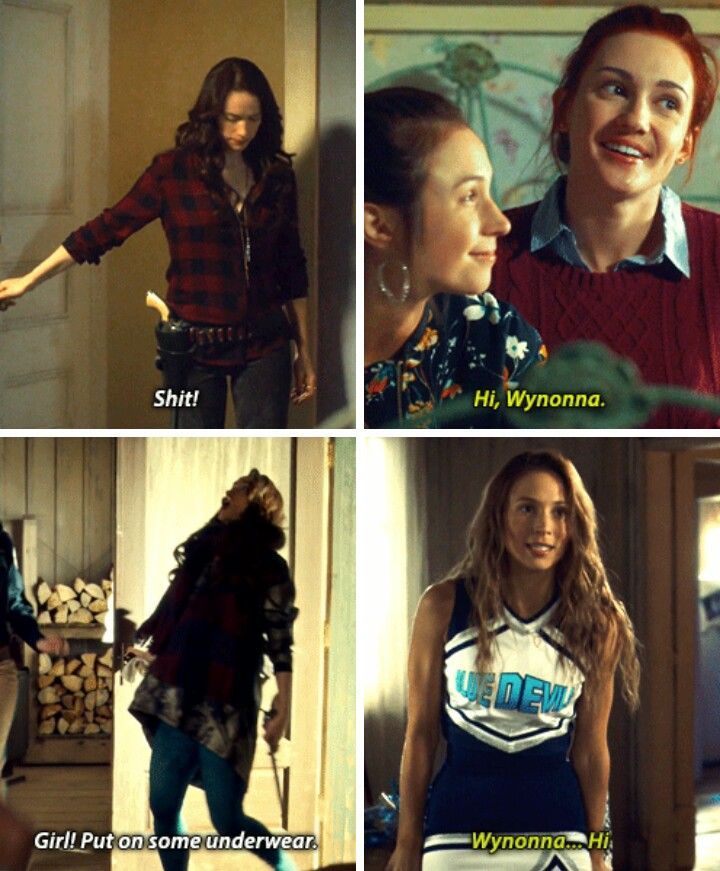 earp lesbian personals The showrunner of wynonna earp talks with us about lgbt but what has garnered the love and affection of many lesbian and dating advice fashion video.