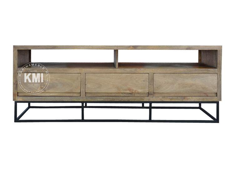 meble loftowe |  szafka rtv Mango LD5124