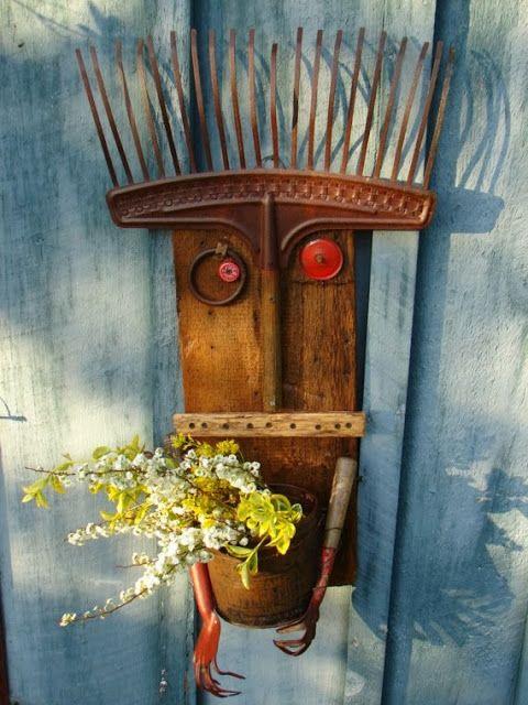 552 besten Außen Deko Vintage Bilder auf Pinterest | Gartenideen ...