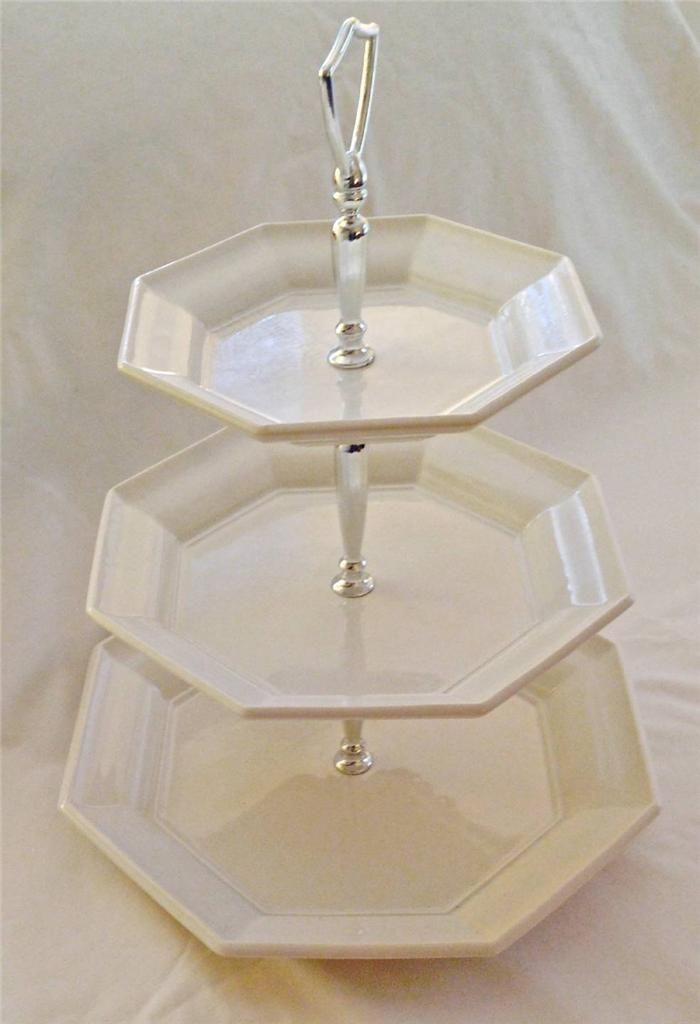 17 Best Images About Mcm Tiered Tidbit Trays On