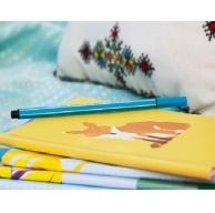 Libretas y Cuadernos Kidsonroof  Con diseños muy, pero que muy originales  http://www.e-different.com/electronica-oficina-c-3.html