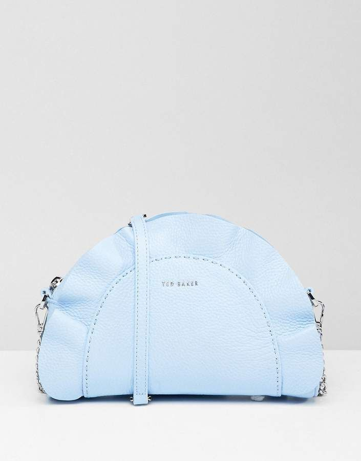 aa3899ce2a92 Ted Baker Leather Ruffle Cross Body Bag  ad