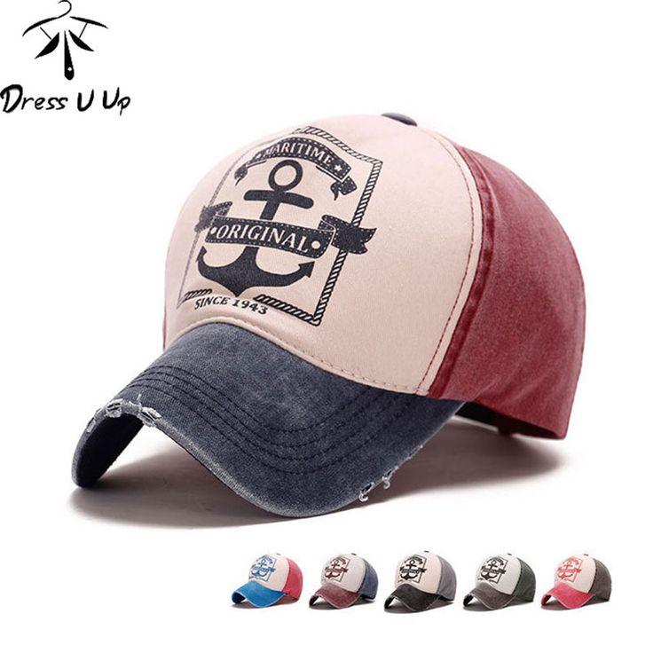 [DRESSUUP]Fashion Baseball Cap Cotton Snapback Adult Hat Women Casual Hats Men Caps Gorras De Beisbol 2017 Branded Baseball Cap