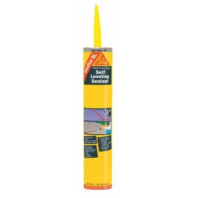 Sikaflex SL - #Sika Australia self levelling sealant for running in cracks in your garage floor or any concrete slabs. It's self levelling to create a smooth finish and to make sure it gets into all the small cracks you cant see! Available at Bunnings Warehouse
