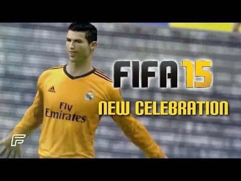 FIFA 15 - New Celebration By Cristiano Ronaldo