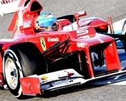 Formula 1...Ferrari