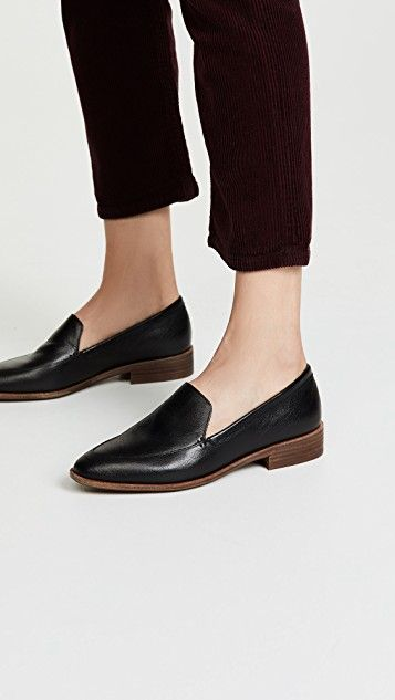 fc9749db5a0 Madewell The Frances Loafers
