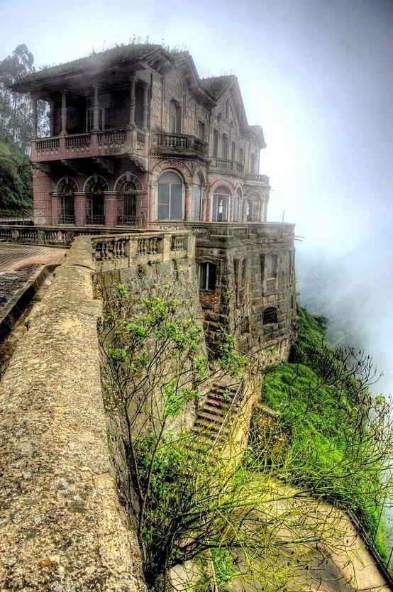 Hotel del Salto, Colombia.