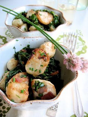 Roasted Turnips with Wilted Turnip Greens – The Bojon Gourmet