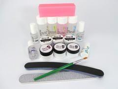 Ultimate Customisable Acrylic & Gel Nail Starter Kit