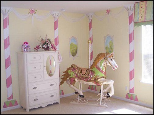 The Best Images About Carousel Bedroom Ideas On Pinterest