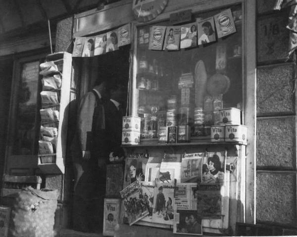 bakkal, 1960lar #istanbul #istanlook