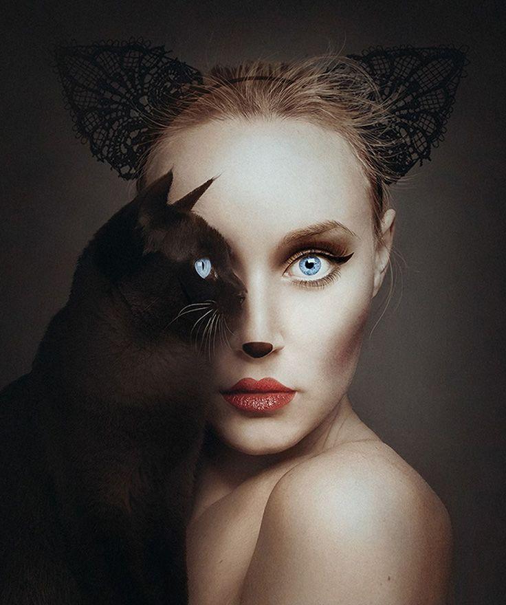 Hungarian artist Flóra Borsi keen talent for creating surreal visuals.