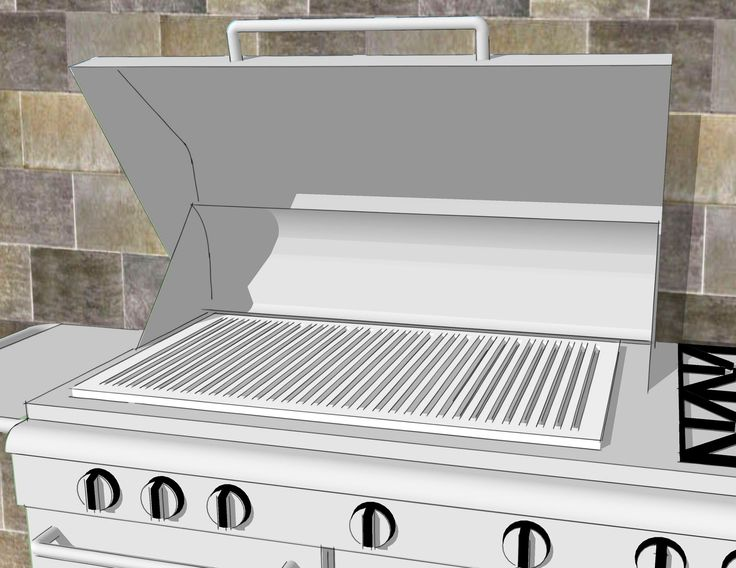 How to Deep Clean a Gas Grill
