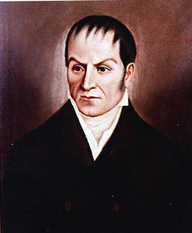 Camilo Torres (1880) - Constancio Franco Vargas (1842-1917. Museo Nacional de Colombia