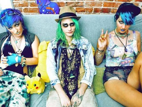 Conheça os Seapunks, os punks do fundo do mar