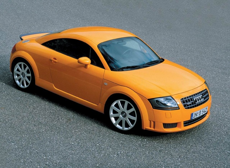 Audi TT Coup Quattro