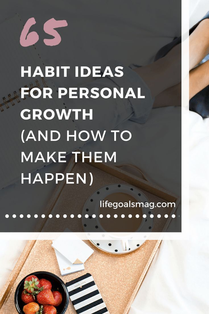 To become your best self, it's likely that at some point you'll want to develop strong personal growth habits that make it easier for you to live out your values. When you cultivate healthy habits or rituals, you get one step closer to the life that you envision for yourself. I don't think any of …