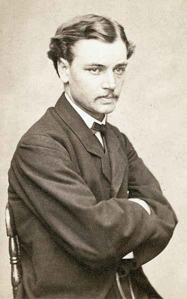 Robert T. Lincoln (1865)