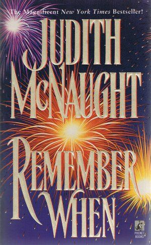judith mcnaught books old covers | Remember When Judith McNaught Softcover Book