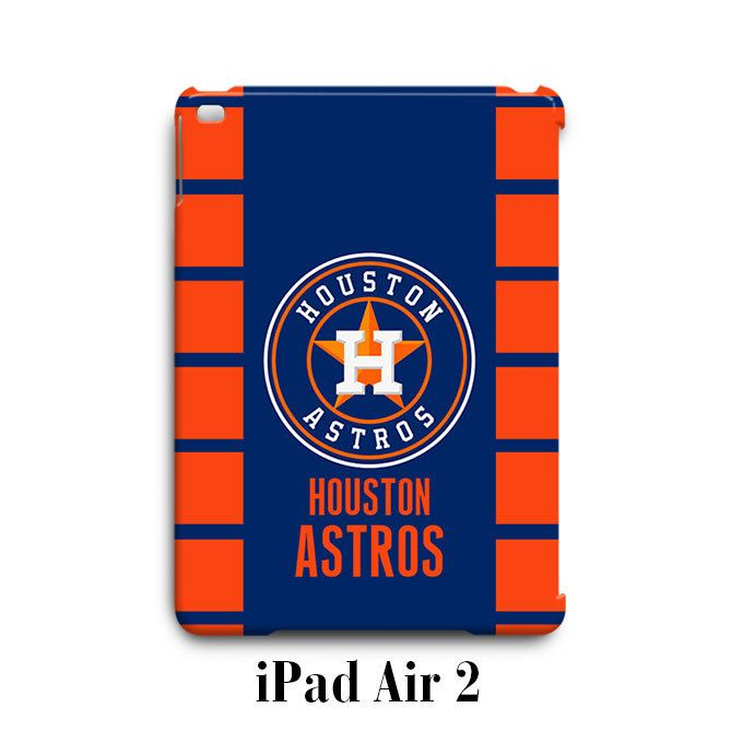 Houston Astros iPad Air 2 Case Cover Wrap Around