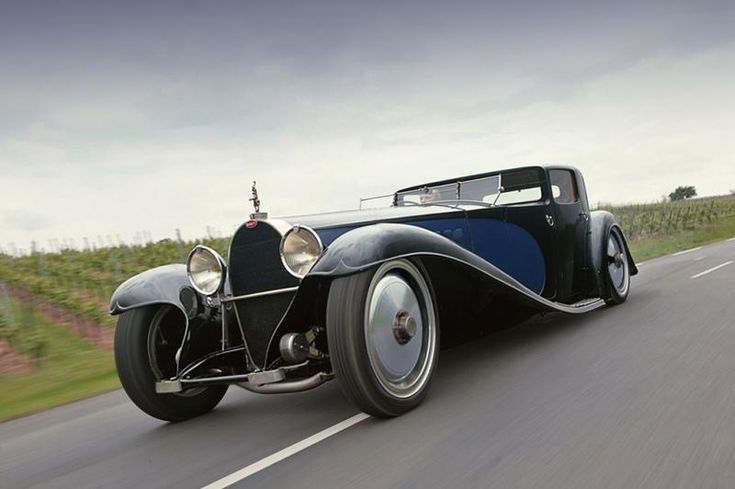 Bugatti Type 41 (Royale) Купе Наполеон (With images) | Bugatti, Classic cars, Cool old cars