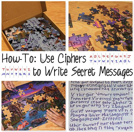 Do you have aspiring spy kids in your house? This #LearningToolkit #blog shows you and your child how to create your own secret messages! Read and pin here.
