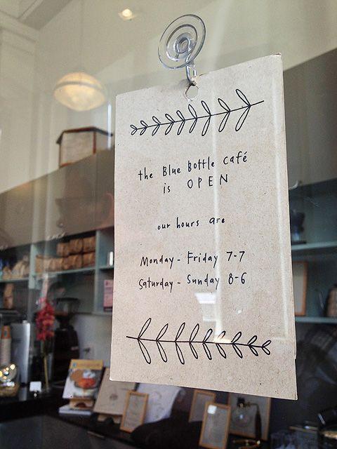 コーヒー好きにたまらないお勧め朝食スポット Blue Bottle Cafe/ブルーボトルカフェ総合93点 | SF BiteBite!