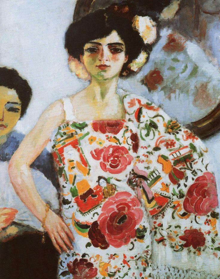 Kees van Dongen, The Manila Shawl, 1910-11,: Vans, Vandongen Themanilashawl, Kees Van Dongen Art, Fine Art, Women Keesvandongen, Artstack Kees Van Dongen, Painting