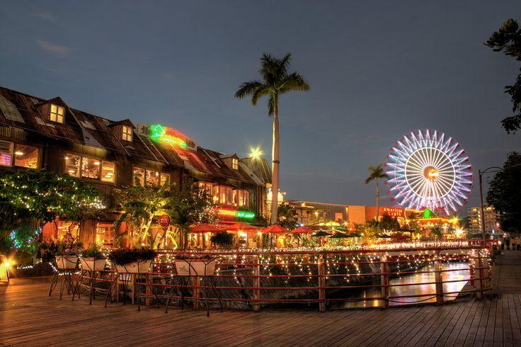Okinawa, Japan| American Village by ~CFRADY on deviantART