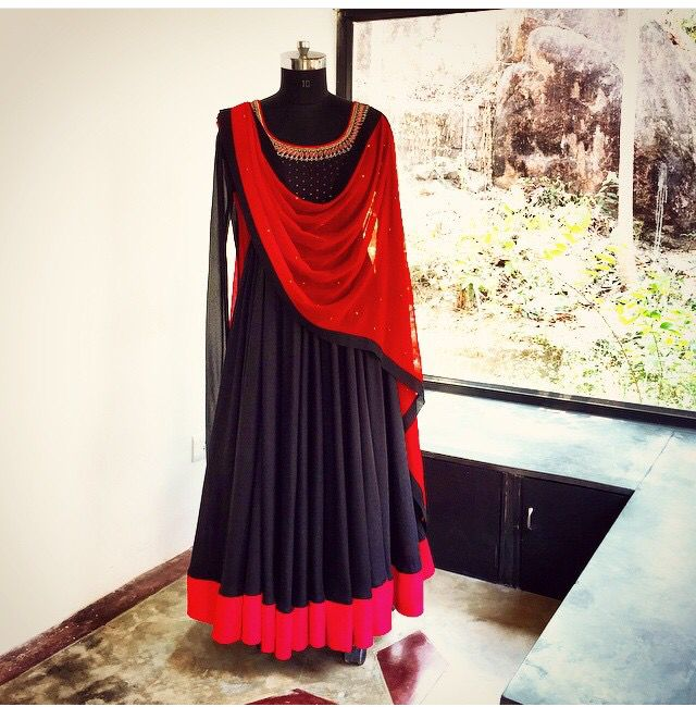 get yours at sajsacouture@gmail.com for this simple but classy anarkali