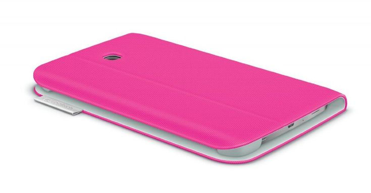bit-electronix LOGITECH Folio Protective Case for Samsung Galaxy Tab 3 7.0 Fantasy Pink B-WARE: Category: Smartphone &…%#Quickberater%