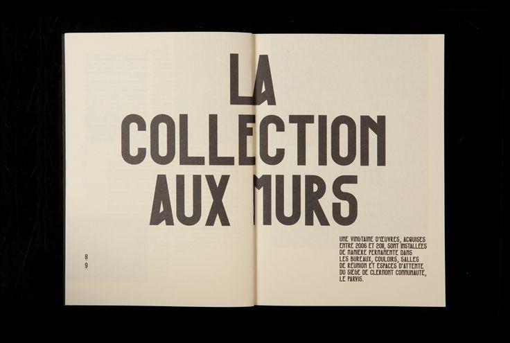 Art au Parvis DESIGNER Akatre PUBLISHER FRAC Clermont Communauté.