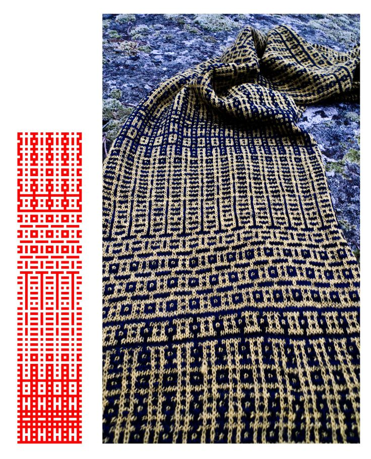 En stickmanikers loggbok: Mosaic Pattern Generator