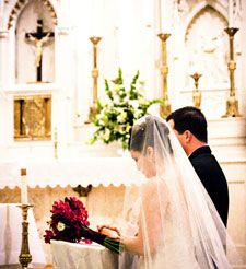 Why cant i have a catholic outdoor wedding the 3 requirements why cant i have a catholic outdoor wedding the 3 requirements for catholic wedding venues junglespirit Gallery