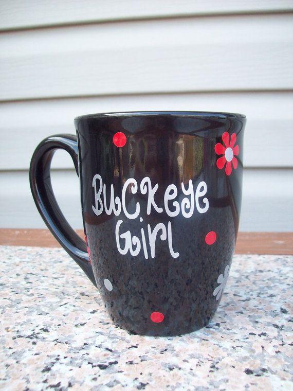 I Am A Buckeye Girl And Proud Of It-:)!!