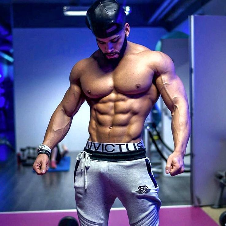 Lazar Angelov - ABS The Secret Revealed: Gerardo Gabriel Fitness Model Workout & Gallery