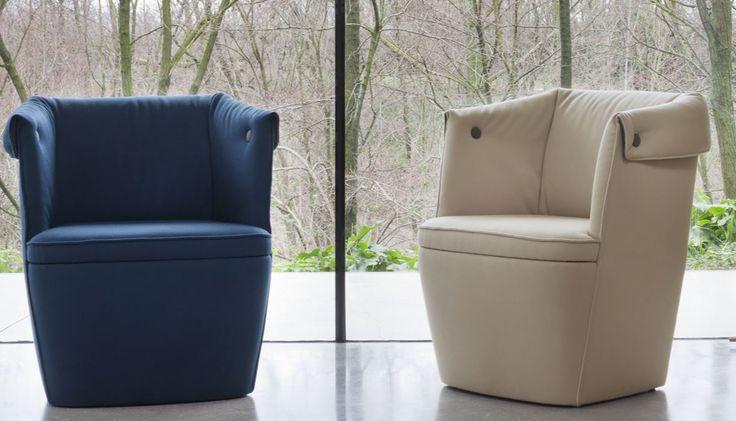 Overpass Armchair By B-line | Hub Furniture Lighting Living