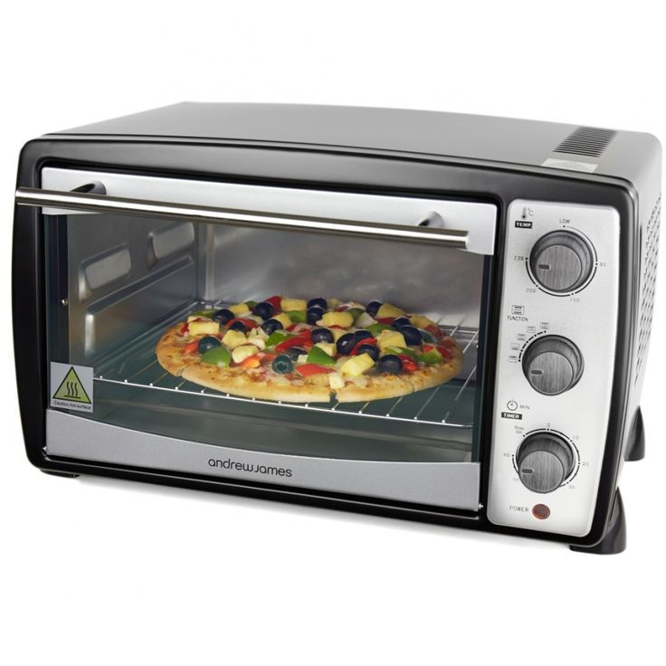 This mini oven is the ideal multifunctional table top oven for student accommodations, caravans, holiday homes and camping due to its perfect size and all the different functions it includes. Description from ebay.co.uk. I searched for this on bing.com/images