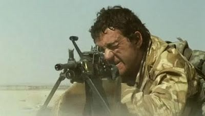 """Bravo Two Zero,"" 1999, Based on Andy McNab's best seller this is an excellent two hour BBC miniseries. In January 1991 during the Gulf War, an eight man SAS force was inserted behind Iraqi lines. The mission was to locate and destroy Scud missile sites. Sergeant Andy McNab, played by the resident tough Brit, Sean Bean, was the commander. As often happens with these types of missions, getting into enemy territory was the easy part. Getting out was another matter entirely. ""Bravo Two Zero's"""