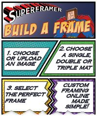 Build A Frame: Online Custom Framing Made Simple