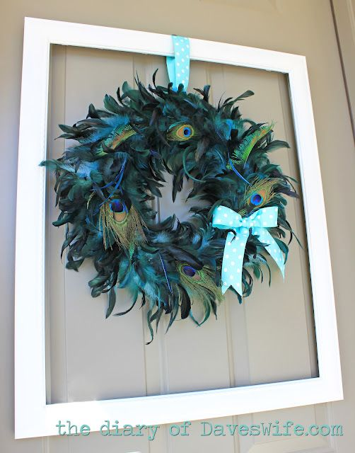craft with feathers ideas 25 best ideas about peacock wreath on deco 4098