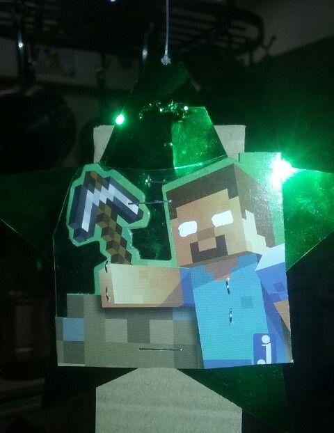 35 best Minecraft party images on Pinterest   Buchstaben ...