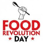 Get Kids Cooking #foodrevolutionday