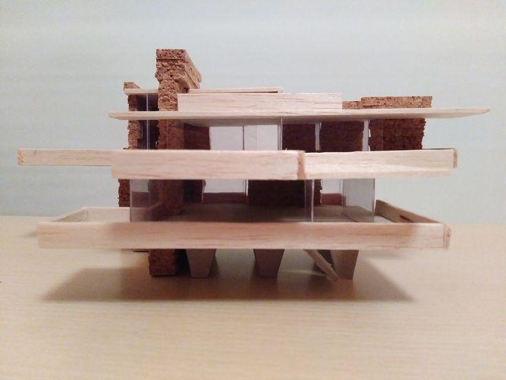 FallingWater. Casa de la Cascada. Frank Lloyd Wright. 1934-1935. Pennsylvania EEUU