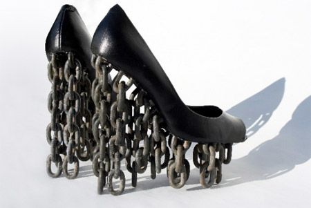 Top 25 Bizarre Shoes Of The Internet