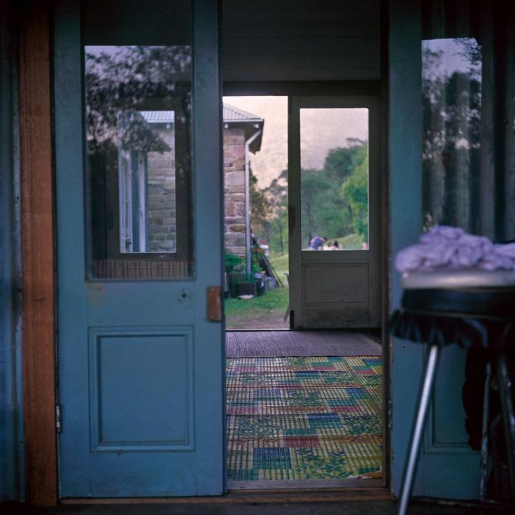 Doors  Saint Albans  Camera | Yashica Mat