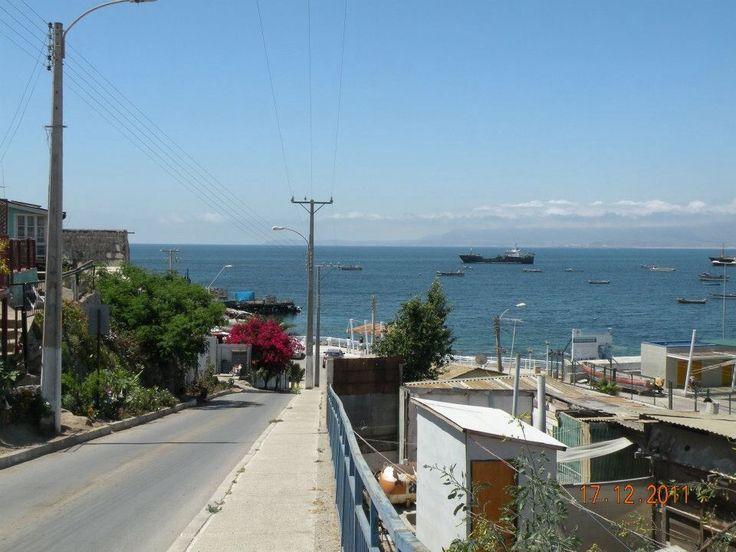 Guanaqueros, Chile.